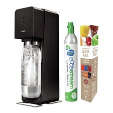<strong>SodaStream</strong> Source Metal Starter Kit