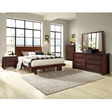 Fusion Platform Bedroom Collection