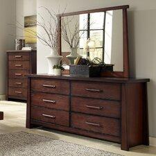 Fusion 6 Drawer Dresser