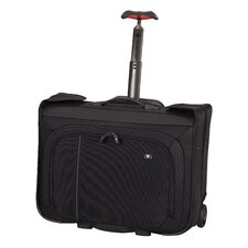 Werks Traveler™ 4.0 Wheeled Garment Storage Carry-On in Black