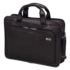 <strong>Victorinox Travel Gear</strong> Architecture® 3.0 Wainwright Slimline Leather Laptop Briefcase