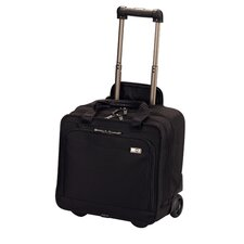 "Architecture® 3.0 San Marco 15.4"" Compact Wheeled Laptop Case in Black"