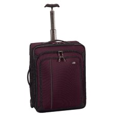 "Werks Traveler 4.0 20"" Extra Capacity Rolling Carry On"