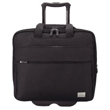 Werks Professional Officer Rolling Laptop Briefcase