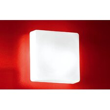 Cube Wall Sconce