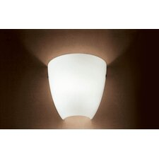 <strong>Murano Luce</strong> Max 1 Light Wall Sconce