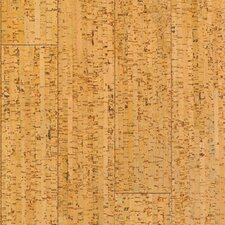 "Almada Marcas 4-1/8"" Engineered Locking Cork Flooring in Natural"