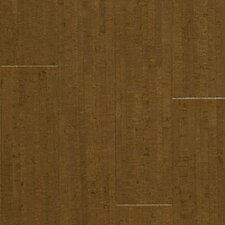 "Almada Marcas 4-1/8"" Engineered Locking Cork Flooring in Café"