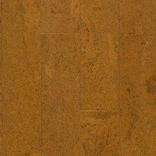 "Almada 4-1/8"" Engineered Cork Flooring in Nevoa Cobre"