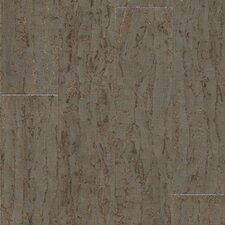 "Almada Tira 4-1/8"" Engineered Locking Cork Flooring in Cinza"