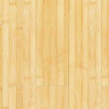 """Natural Bamboo 3-3/4"""" Solid Bamboo Flooring in Horizontal Natural"""