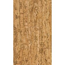 "Natural Cork New Earth Allegro 4-1/8"" Engineered Locking Cork Flooring in Natural"