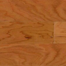 "Intuition with Uniclic 4"" Engineered Hardwood Cherry Flooring in Natural"