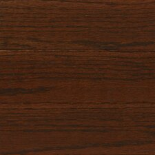 "<strong>Columbia Flooring</strong> Livingston 3"" Engineered Hardwood Red Oak Flooring in Coffee Bean"