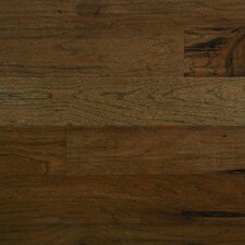 "Silverton 5"" Solid Hardwood Hickory Flooring in Bison"