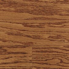 "Livingston 5"" Engineered Hardwood Red Oak Flooring in Cocoa"