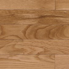 "Congress 5"" Solid Hardwood Oak Flooring in Toffee"