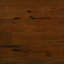 "Silverton 5"" Engineered Hardwood Hickory Flooring in Morning Tea"