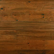 "Silverton 5"" Engineered Hardwood Hickory Flooring in Saddle Back"