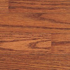 "Beacon 5"" Engineered Red Oak Flooring in Honey"