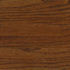 "Livingston 3"" Engineered Hardwood Red Oak Flooring in Walnut"