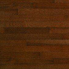 """Monroe 2-1/4"""" Solid Hardwood Hickory Flooring in Mocha"""