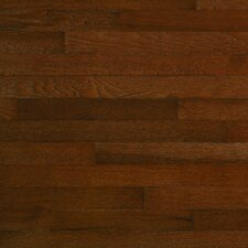 "Monroe 2-1/4"" Solid Hardwood Hickory Flooring in Mocha"
