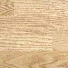 "Thornton 3-1/4"" Solid Hardwood Red Oak Flooring  in Natural"