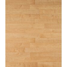 Columbia Clic 8mm 2-Strip Alder Laminate in Sandstone Alder