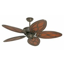 "<strong>Tommy Bahama Fans</strong> 52"" Copa Breeze 5 Blade Outdoor Ceiling Fan"