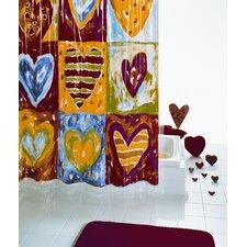 "Duschvorhang ""Hearts"""
