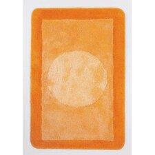 """Badteppich """"Macau"""" in Neon-Orange"""