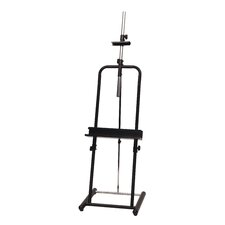 Deluxe Easel with Canvas Clamps