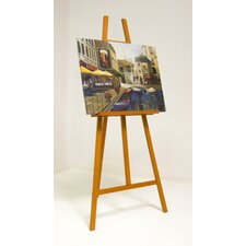"Museum 63"" Easel in Natural"