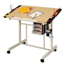 <strong>Studio Designs</strong> Deluxe Metal Craft Station