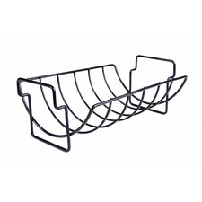 <strong>Charcoal Companion</strong> Non-Stick Reversible Roasting / Rib Rack