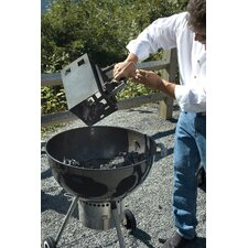 <strong>Charcoal Companion</strong> Steven Raichlen Ultimate Square Chimney Starter
