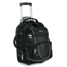 A.T Gear Ultimate Access Carry-On Wheeled Backpack with Removable Daypack