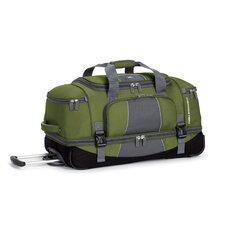 "Elevate 28"" 2-Wheeled Expandable Travel Duffel"