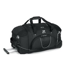 "A.T Gear Ultimate Access 26"" 2-Wheeled Travel Duffel with Backpack Straps"
