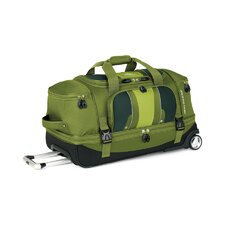 "Evolution 28"" Drop Bottom 2 Wheeled Travel Duffel"