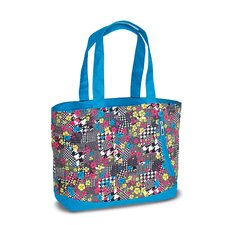 Shelby Blossom Collage Tote