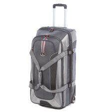 "<strong>High Sierra</strong> AT6 32"" 2-Wheeled Expandable Travel Duffel"