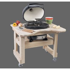 Oval Junior Grill Set