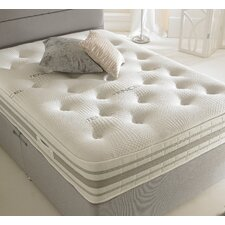 Como Pocket Sprung 1000 Revolutionary Zero Gravity Soft Mattress