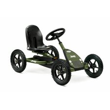 <strong>BERG Toys</strong> Jeep Junior Pedal Go Kart