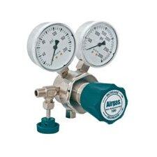 - 100 PSI Delivery General Purpose Single Stage Brass Regulator With 3000 PSI Maximum Rated Inlet Pressure, CGA-590