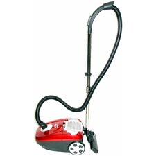 Canister HEPA Vacuum