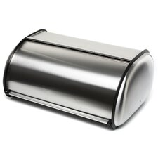 <strong>Polder</strong> Deluxe Stainless Steel Bread Box