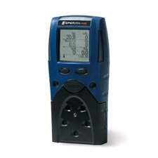 PHD6™ Multi-Gas Detector For Oxygen, Carbon Monoxide, Hydrogen Sulfide And LEL With Alkaline Batteries